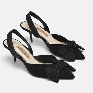 """Zara 3"""" heels"""